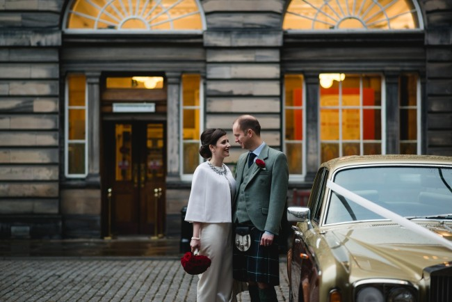 Edinburgh City Chambers Wedding
