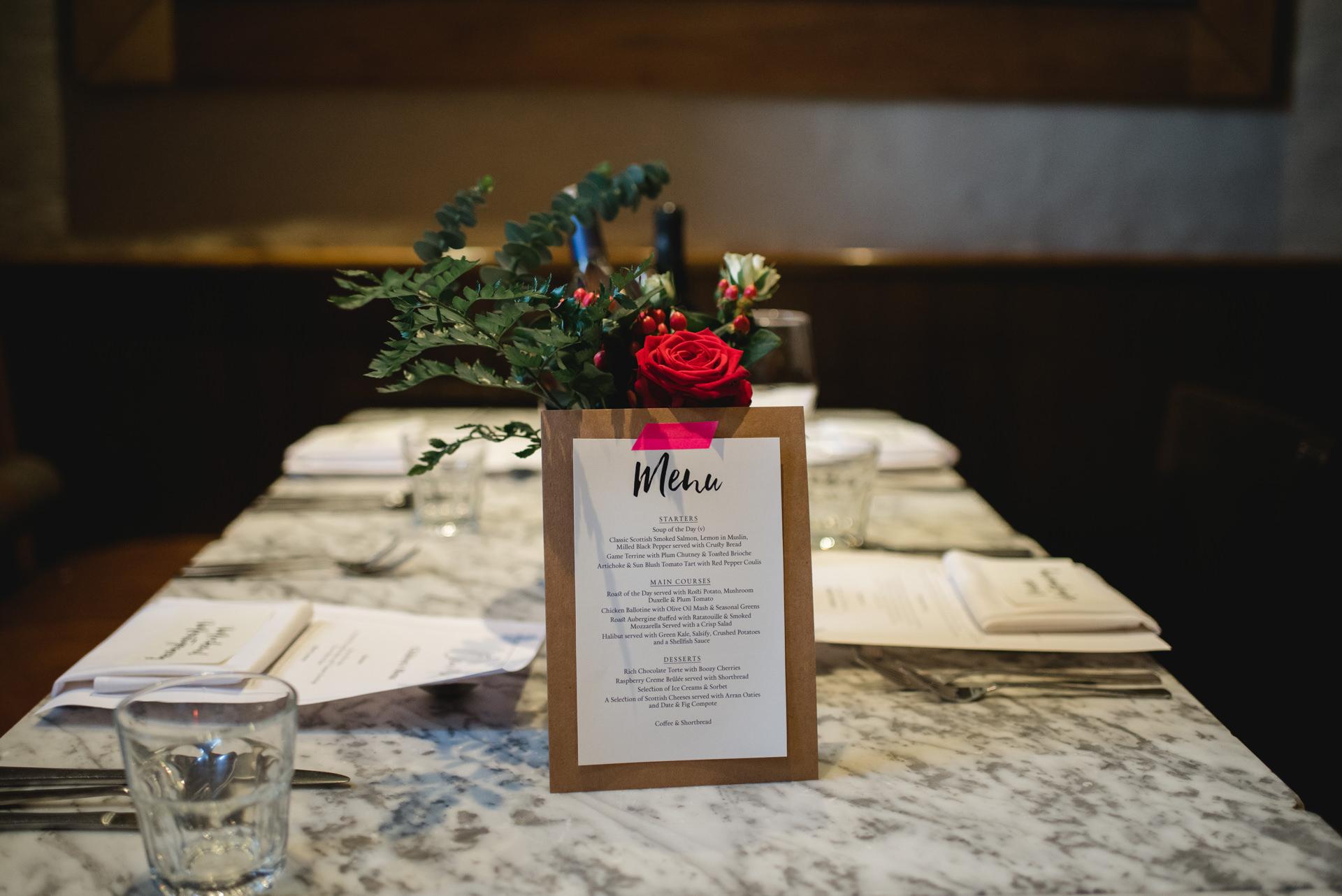 Glasgow,Glasgow registy office,Mack Photo,Photography,Wedding,bloomingwales,brasserie,centre,city,dress,end,flowers,oran mor wedding photographer,red wedding dress,west,wild,