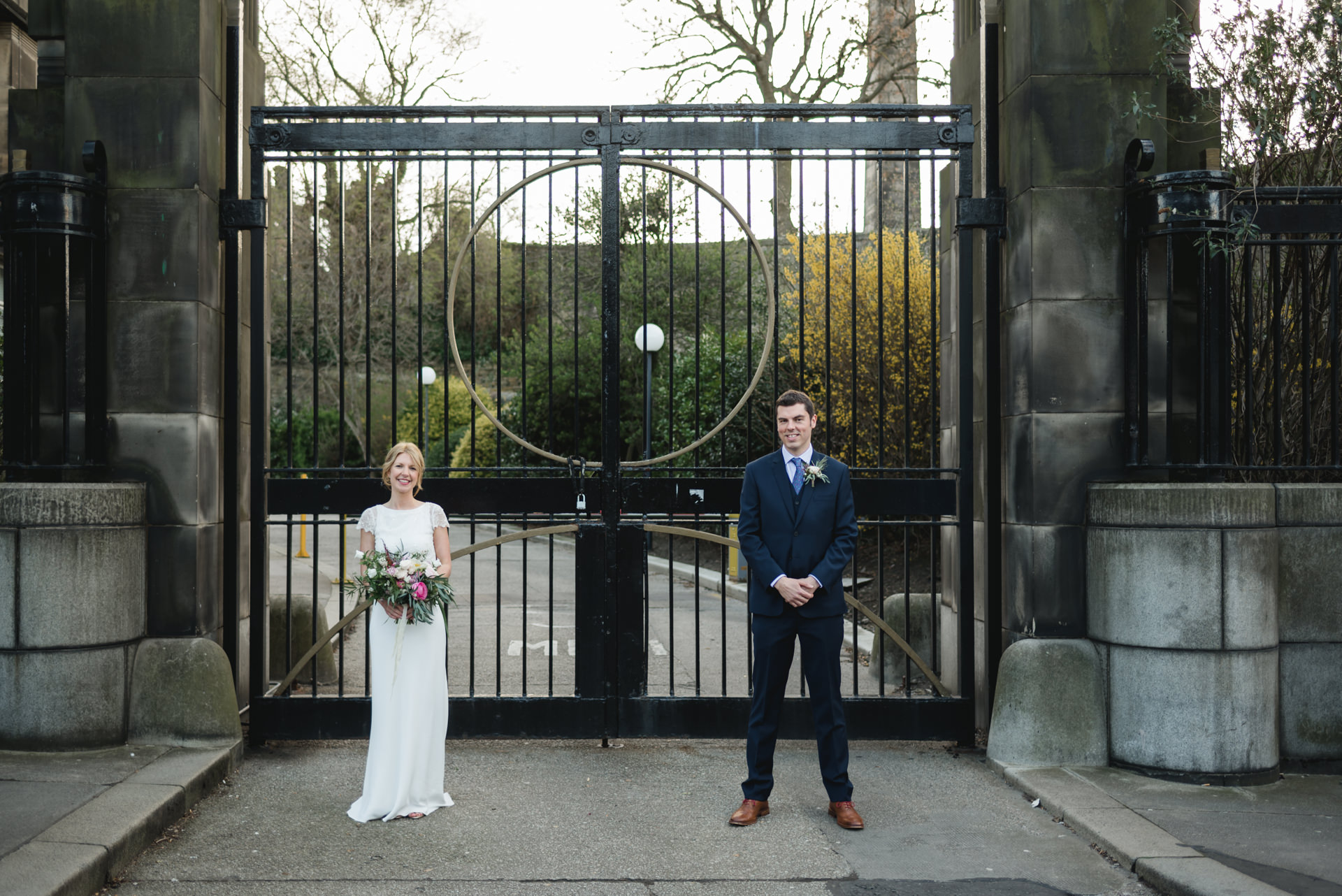 Howies Waterloo Place Wedding
