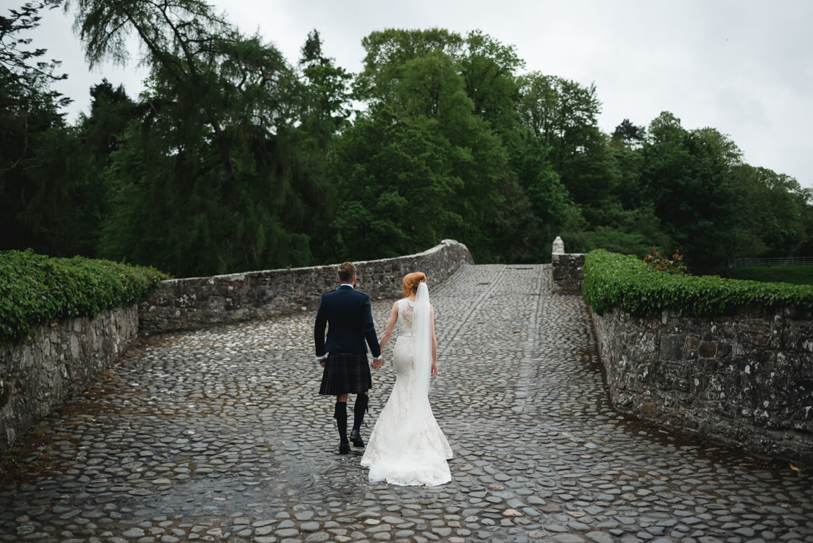 Alloway Wedding