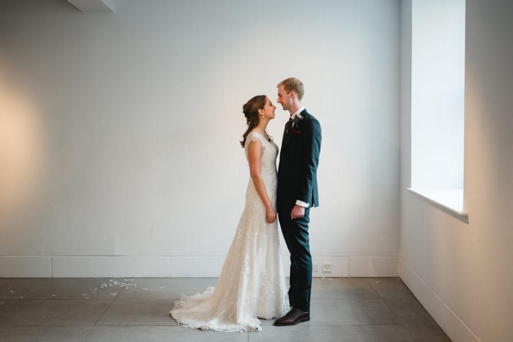 Dovecot Studios Wedding