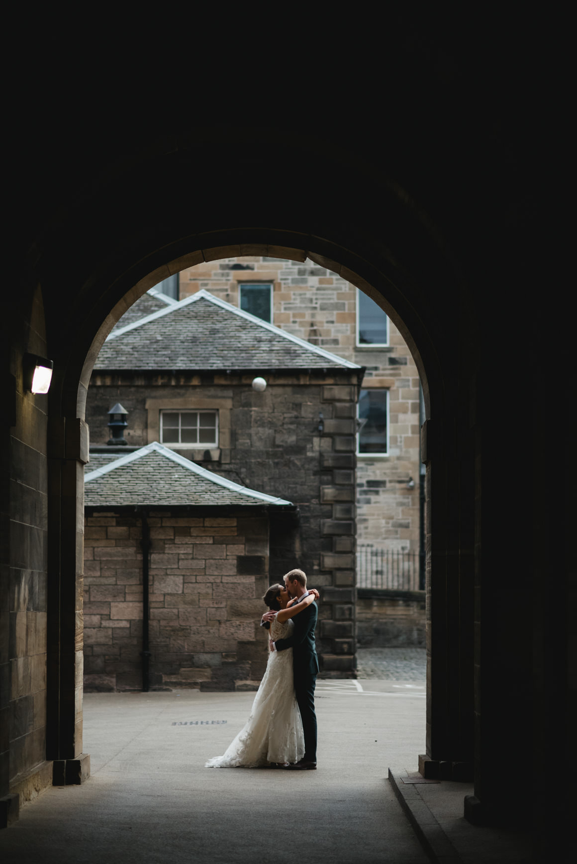 Dovecot Studios Wedding