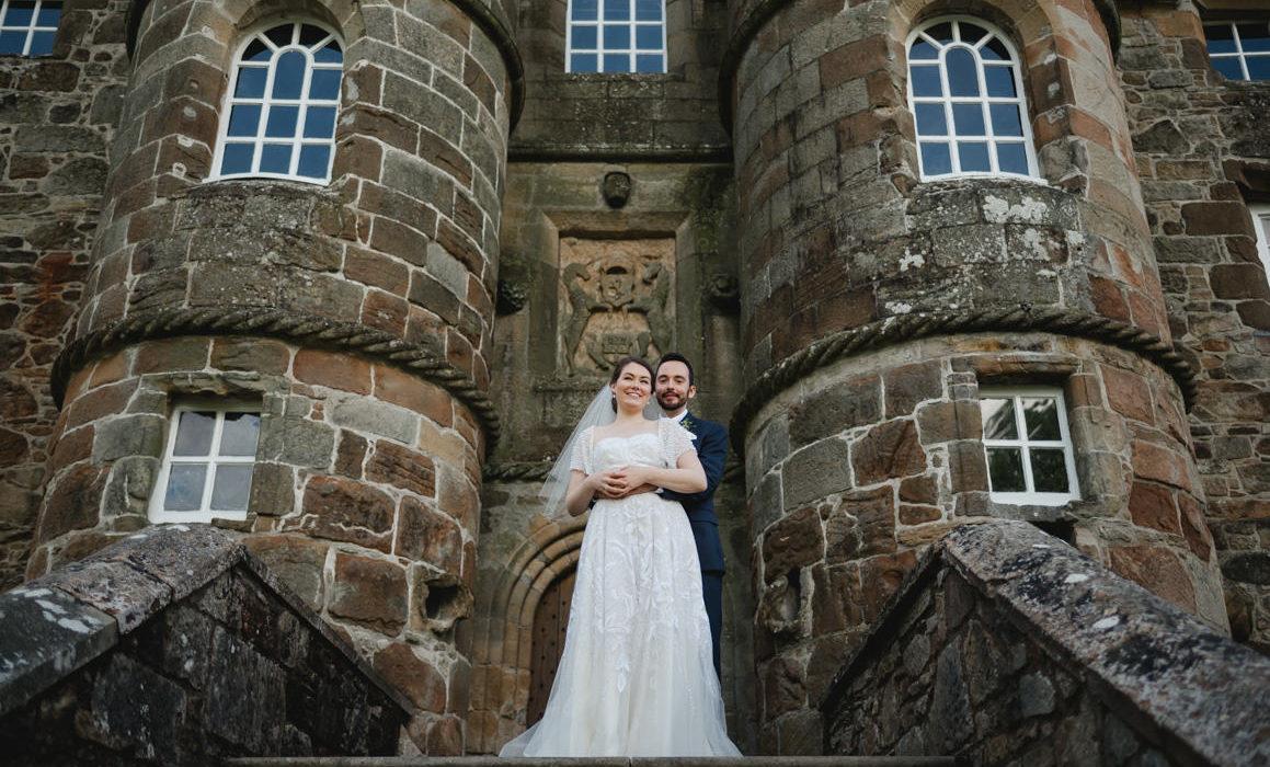 Rowallan Castle Wedding