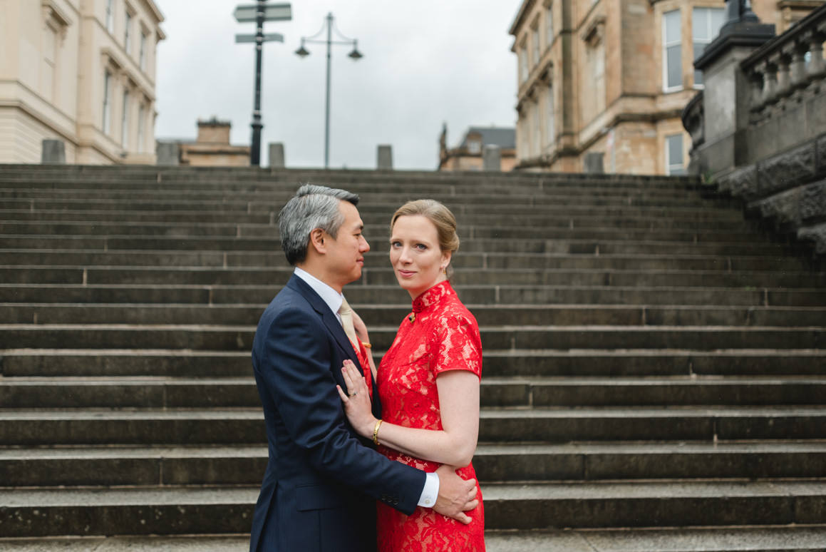 Chinese Wedding in Glasgow