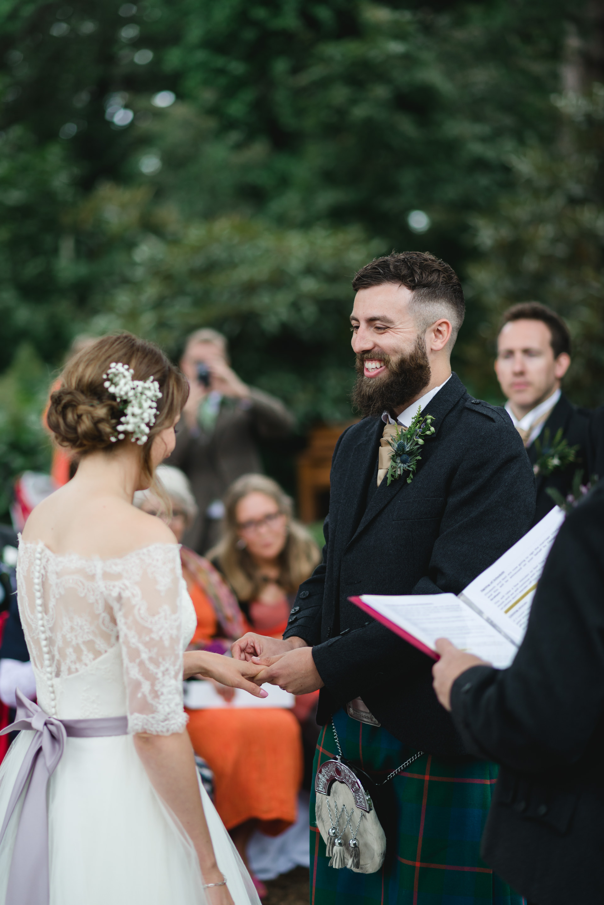 Royal Botanic Gardens Wedding