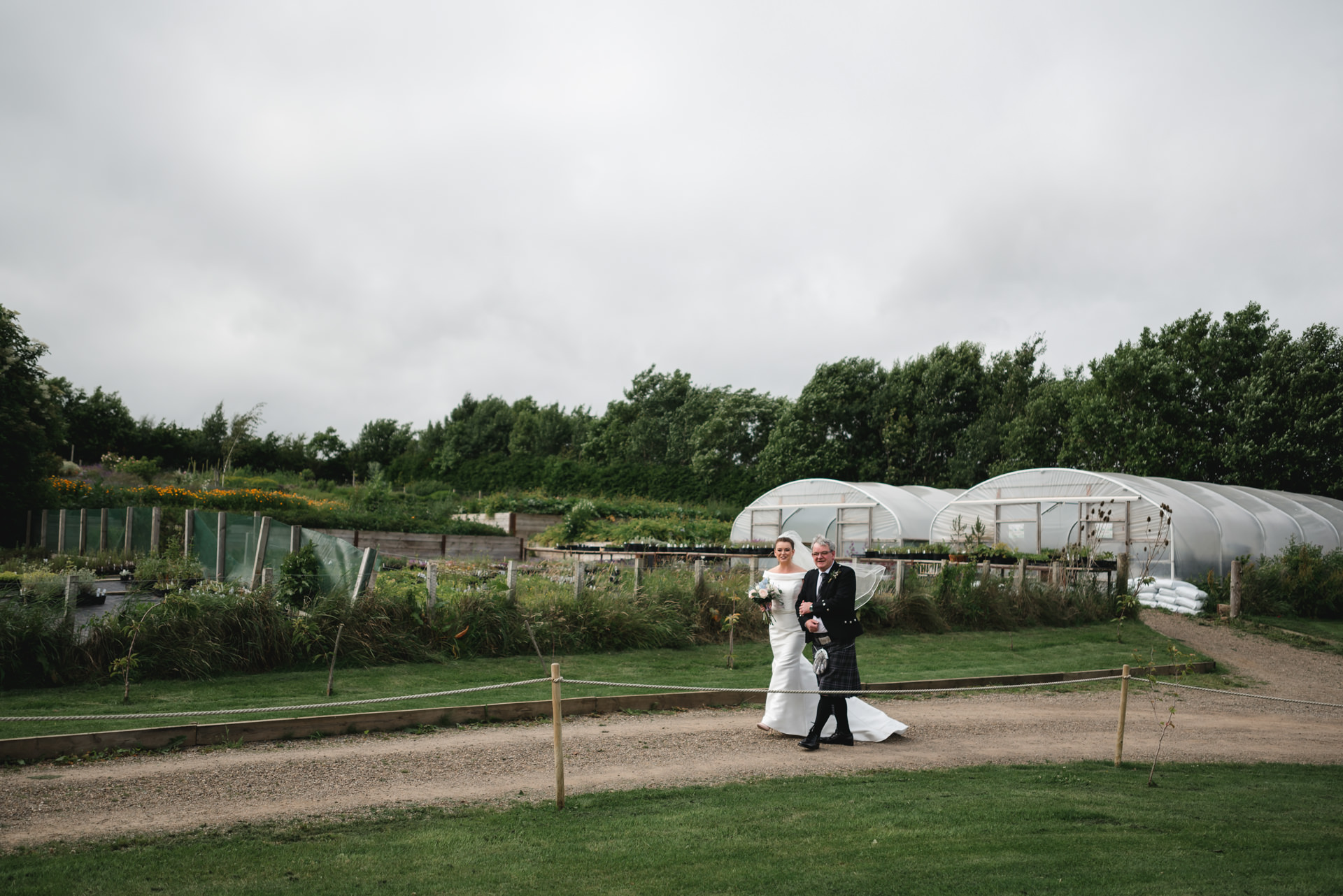 secret herb garden wedding