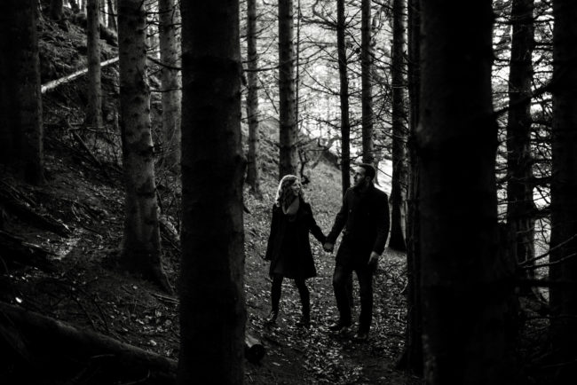 Mugdock Park Engagement Shoot